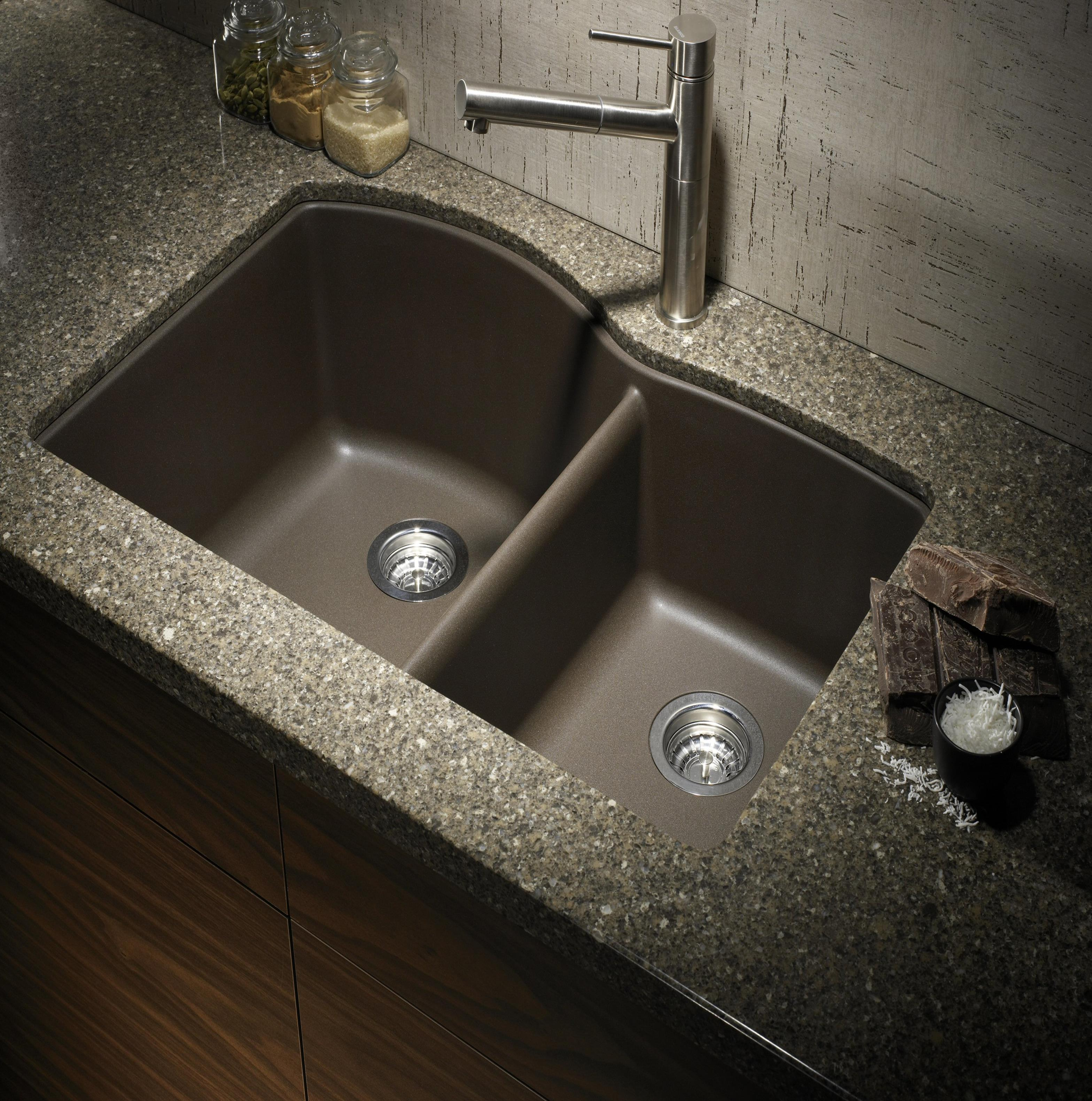 lovely Black Ceramic Undermount Kitchen Sinks #5: Black Ceramic Kitchen Sink Zitzat