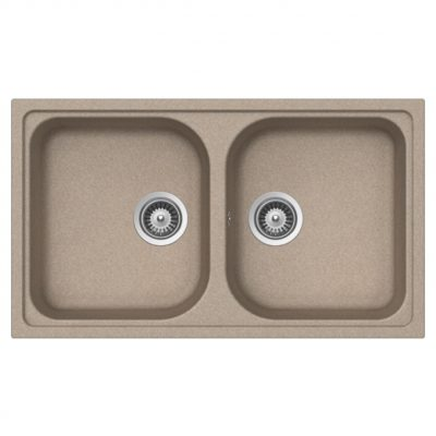 Schock-Lithos-N200-Terra-Kitchen-Sink