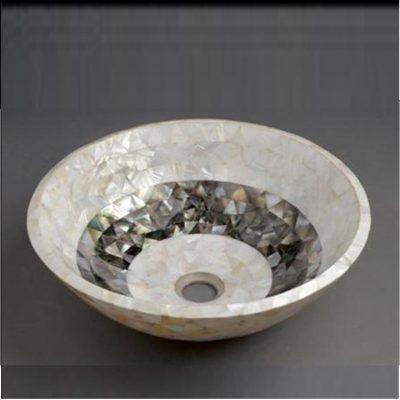 VIH001-Mother-of-Pearl-Bathroom-Basin