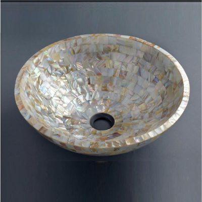 VIH010-Mother-of-Pearl-Bathroom-Basin