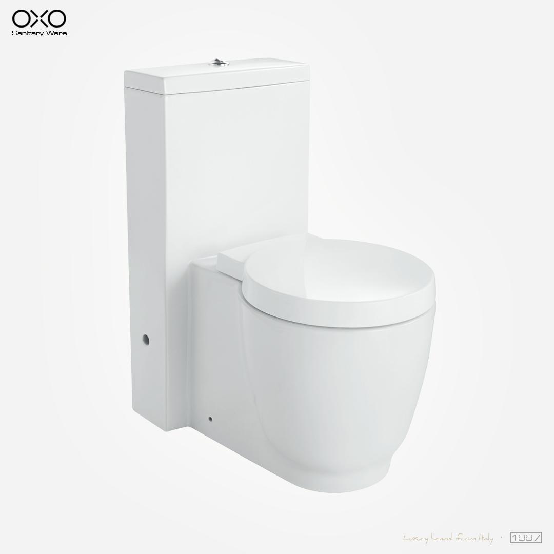 OXO-CW8001-One-Piece-Water-Closet - Bacera   Bacera Malaysia