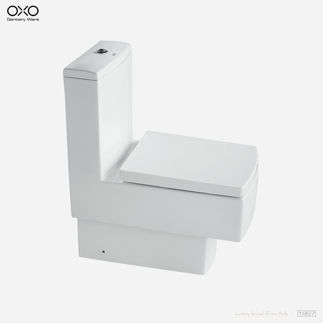 OXO-CW8016-One-Piece-Water-Closet - Bacera | Bacera Malaysia