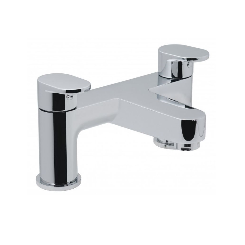 Bath Taps With Shower Attachment Lif 137 C P Deck Mounted Bath Mixer Bacera Bacera Malaysia